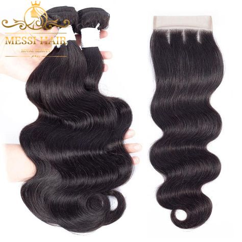 body-wave-hair-weave-with-4-part-closure