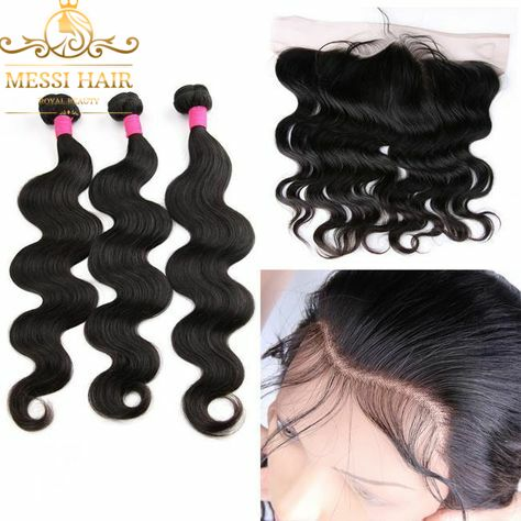 body-wave-hair-weave-with-frontal