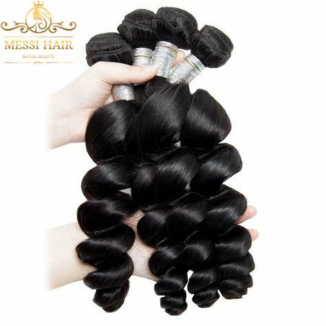 loose-wave-machine-weft-hair