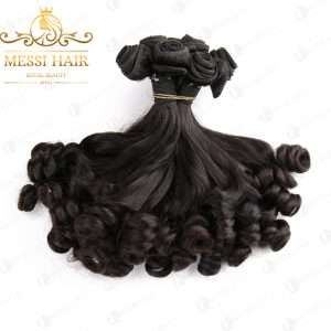 finger-curly-black-machine-weft-hair