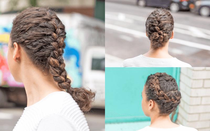 braiding-curly-hair