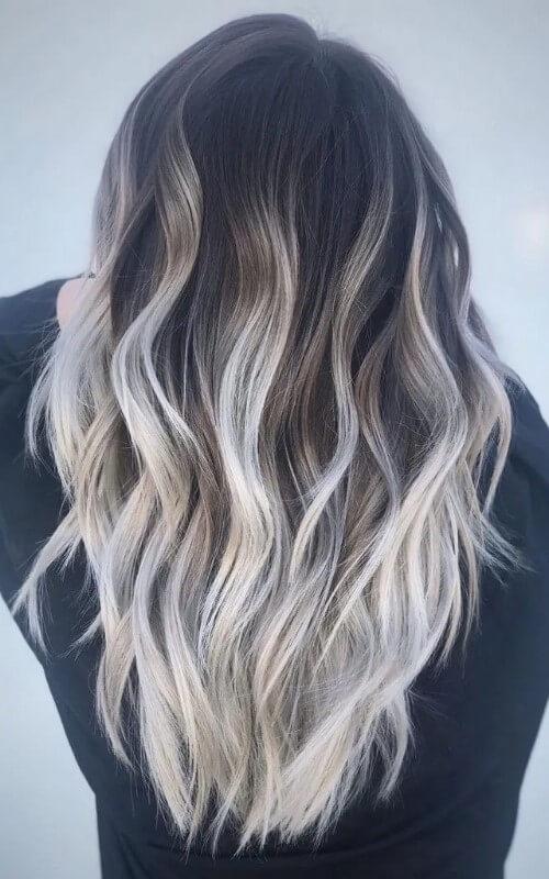 dark-brown-blonde-and-gray