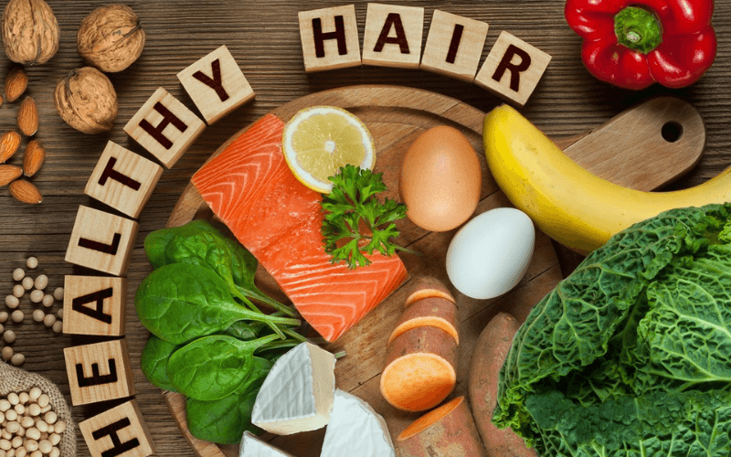 food-for-a-healthy-hair