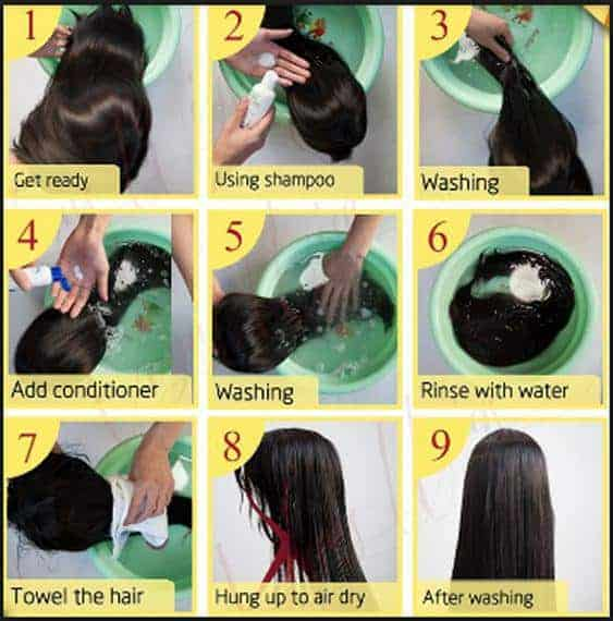 how-to-wash-a-wig