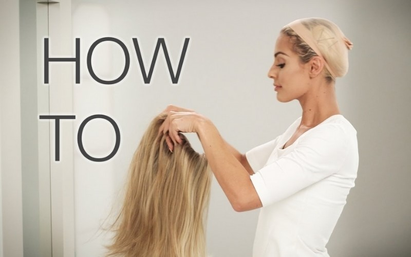 how-to-put-on-a-wig-properly