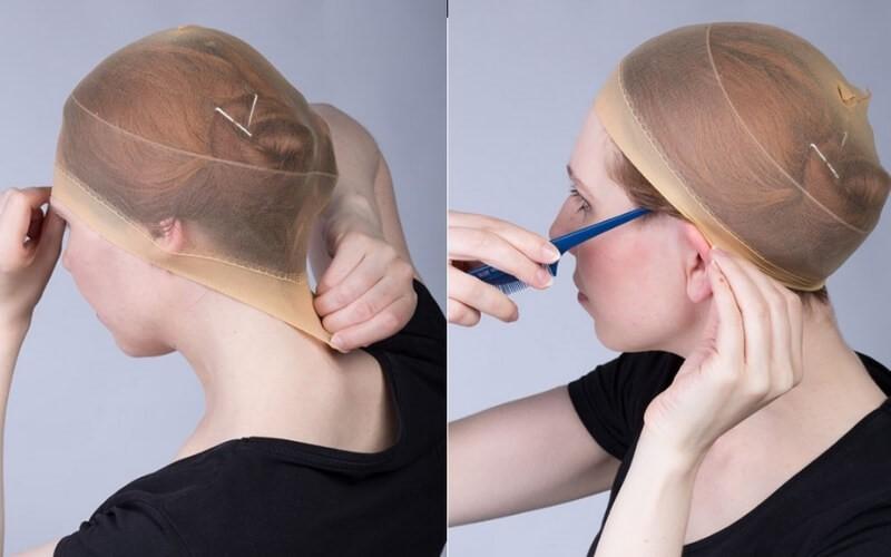 put-the-wig-cap-on