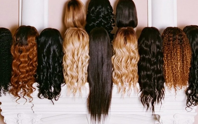 synthetics-wigs-provide-various-colors