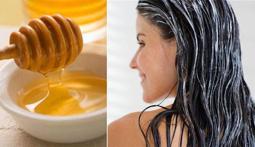 honey-for-silky-hair-at-home
