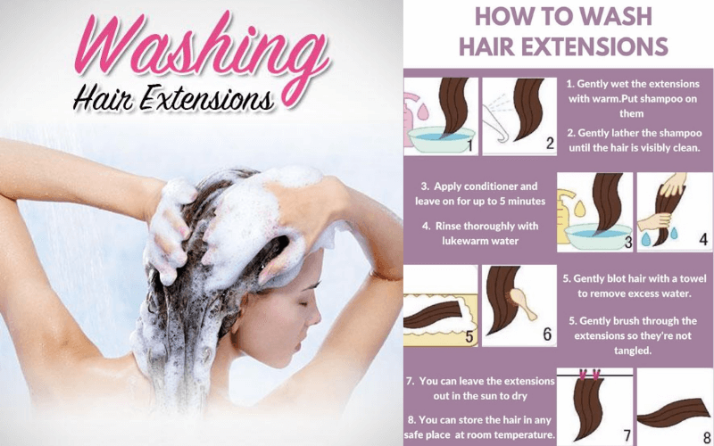 how-to-wash-hair-extensions-what-to-know-before-getting-extensions