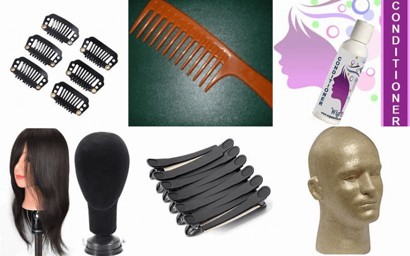tools-used-on-how-to-brush-a-wig