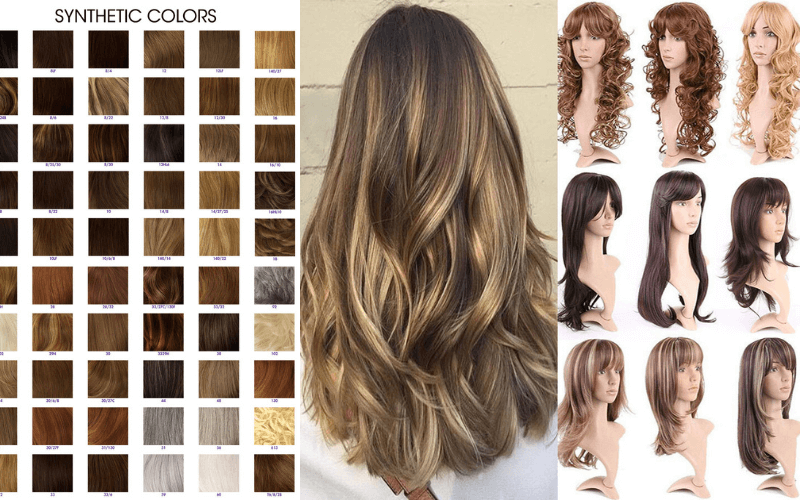 variety-in-colors-and-styles-of-synthetic-wig