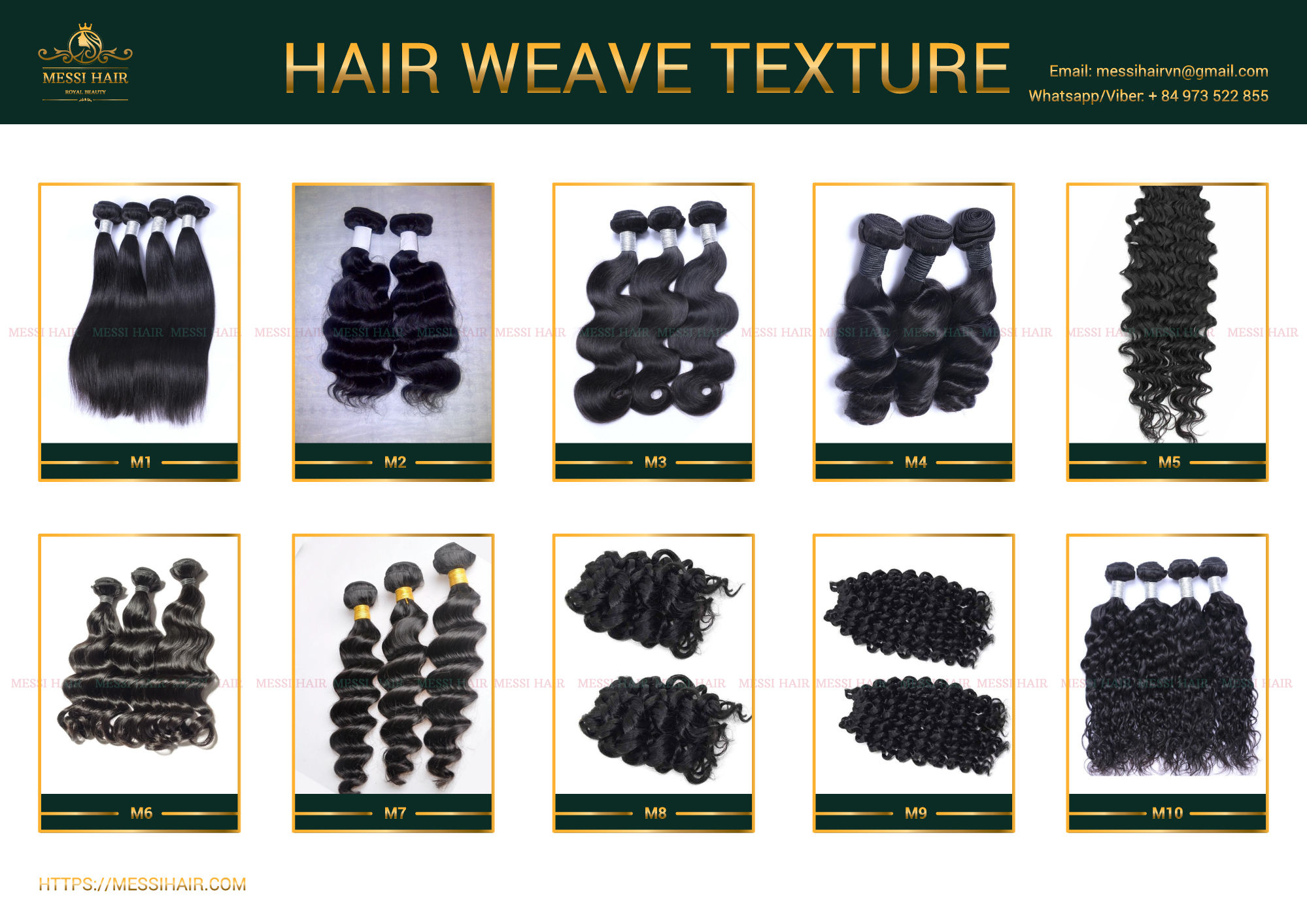 cheap-hair-bundles-with-various-styles