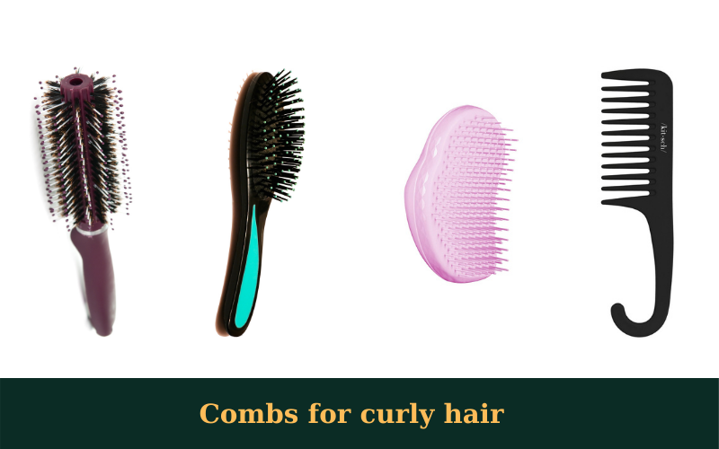 types-of-comb-for-curly-hair